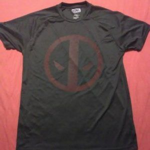 Marvel Dead Pool T-Shirt Size Large